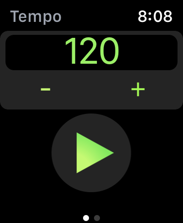 What's the best metronome app for Apple Watch? - Quora