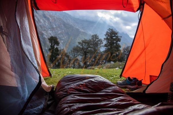 where can i hire tents in triund trek quora
