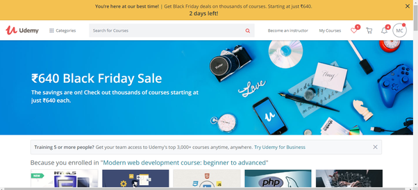 How to get free Udemy courses - Quora