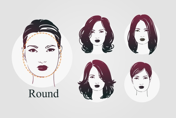 Short Layered Haircuts For Round Fat Faces 87