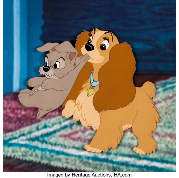 What Kinds Of Dogs Were Lady And Tramp Quora
