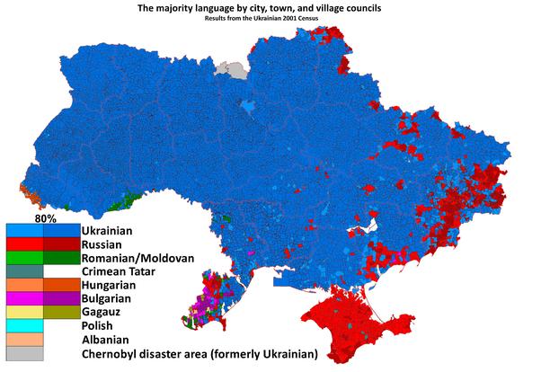 Russia Oggi Cartina.Perche La Russia Non Invade Tutta L Ucraina Quora