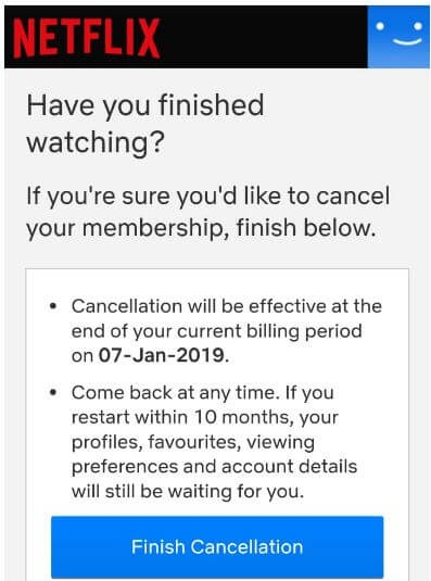 How to cancel my Netflix subscription - Quora