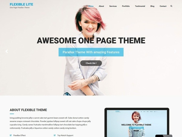 What is the best free flexible theme in WordPress  com? - Quora
