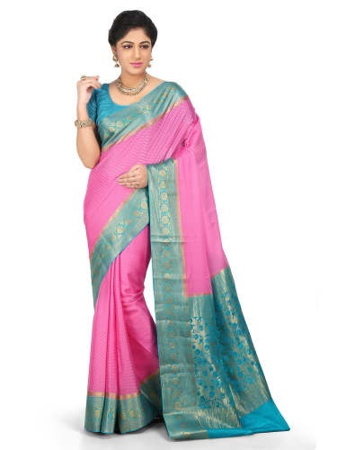 c438516ea1d34 Which colored saree is perfect for a day wedding  - Quora