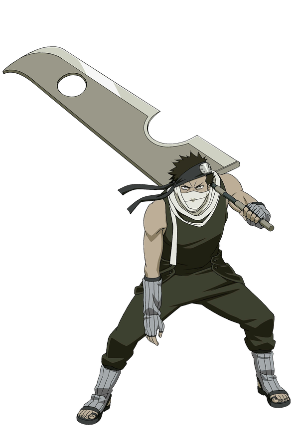 What Are The Seven Swords Of The Mist In Naruto?