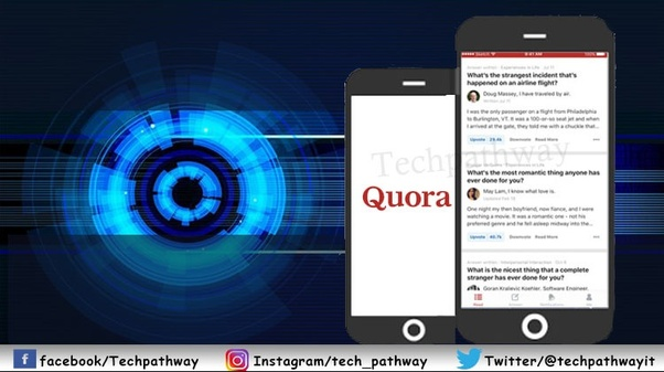 How can one create a website and app like Quora? - Quora