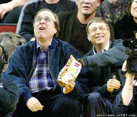 How does Bill Gates eat? - Quora