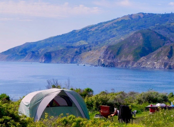 Yosemite & Big Sur are two areas with campgrounds in the Central California  region. They both are considered to have some of the best camping in  America.