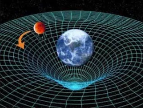 Why do objects with mass warp space time quora for What is the space time fabric