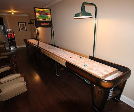 Delicieux Foosball Tables Are More Realistic Than A Shuffleboard Table. Again, Iu0027d  Opt For The Best One You Can Afford Because It Will Last Longer And Be So  Much More ...