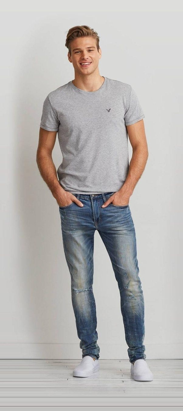 fancy outfits for guys with jeans 18
