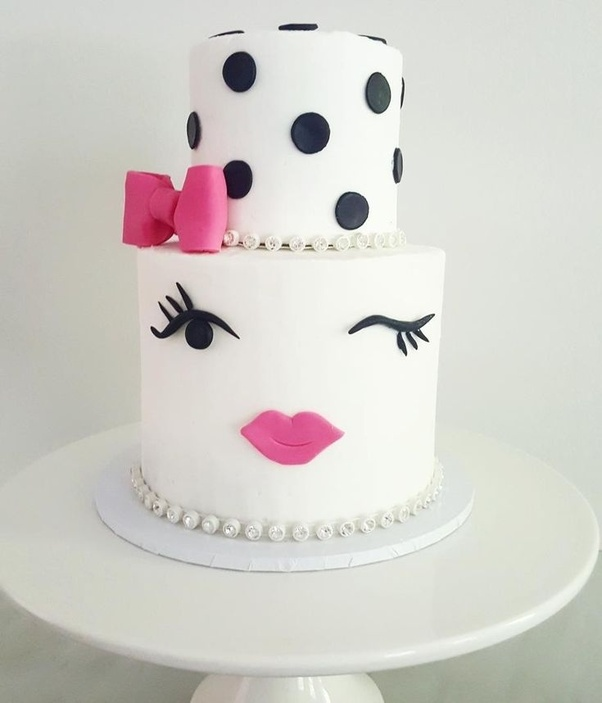 What Are Examples Of Cute 21st Birthday Cakes Quora