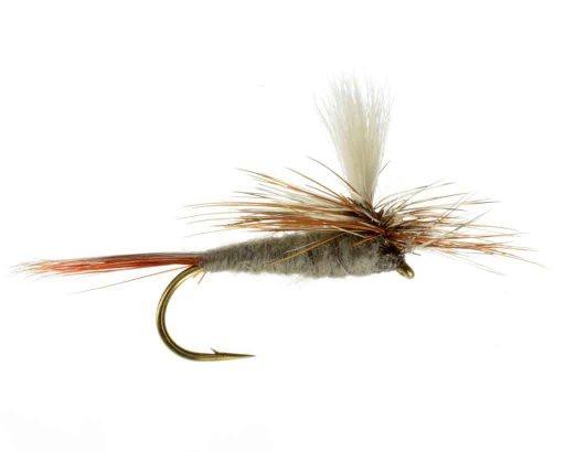 12 Griffith/'s Gnat size 18 dry flies 1 Dozen