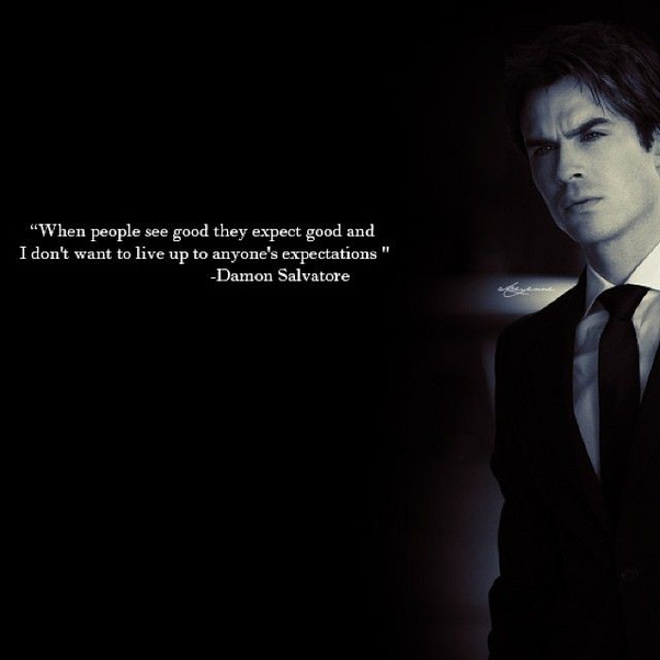 What are some awesome lines from The Vampire Diaries? - Quora