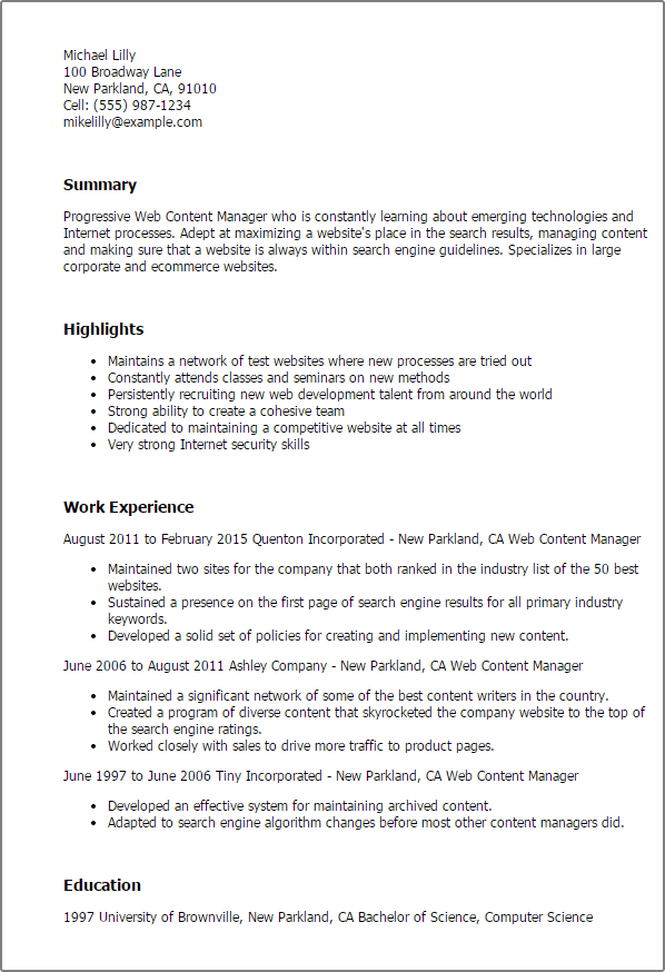 Why Do Recruiters Recommend Against Using Ms Word Resume Templates