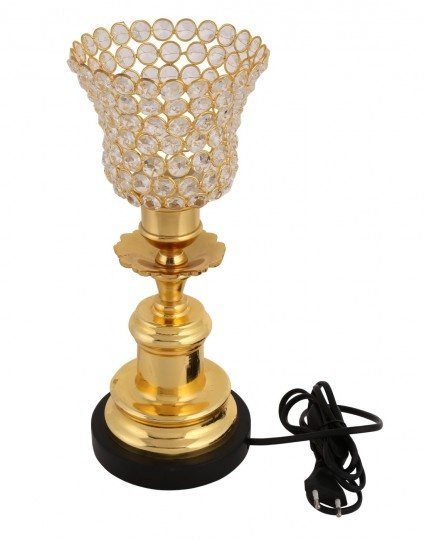 Here Is The Coolest Lamp Design Which Is Affordable At The Same Time.  Checkout This Handmade Crystal Metal Decorative Lamp And Light Which Is  Beautifully ...