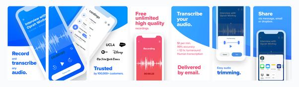 What is the best transcribing app? - Quora
