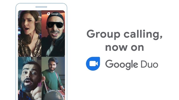What are the lyrics of the song in Google Duo advertisement? - Quora