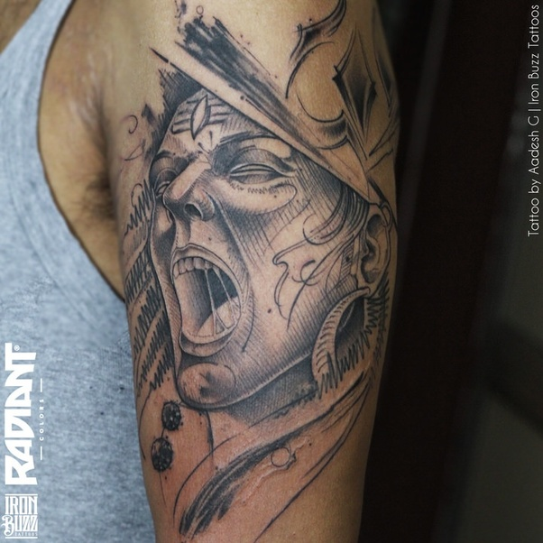 Tattoos By Ex Employees Iron Buzz Tattoos: What Are Some Great Shiva Design Tattoos?