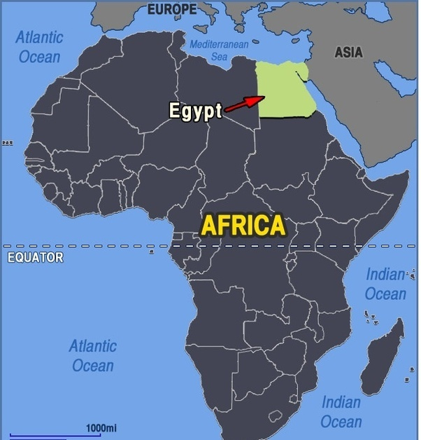 Map Of Africa Europe And Asia.Is Egypt In Europe Or In Africa Quora