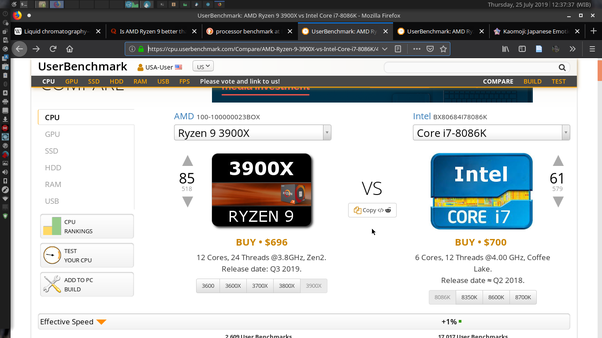 What Is The Difference Between Amd Ryzen 9 Vs Intel Core I9 Quora