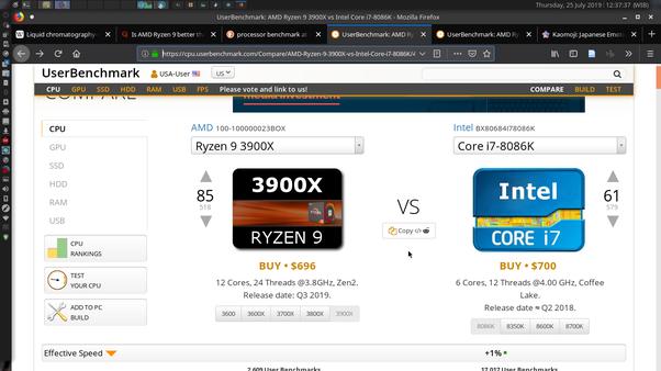 Is AMD Ryzen 9 better than Core i9? - Quora