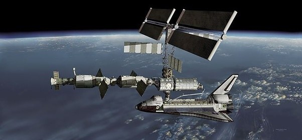 How was the international space station iss built quora for When was the international space station built