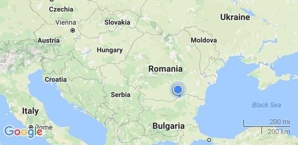 Where Is Romania Quora - Where is moldova