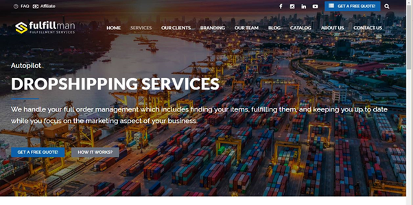 What are the top 10 dropshipping websites for 2017? - Quora