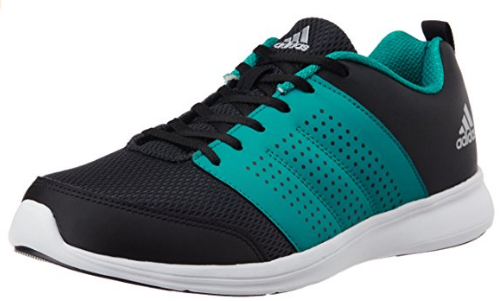 72a7e8345 Adidas Men s Adispree M Running Shoes  The sleek looking adidas Adispree running  shoes for men crafted with Synthetic overlays with Mesh upper.
