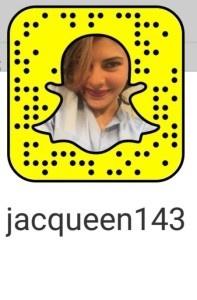 Celebrity snapchat ids