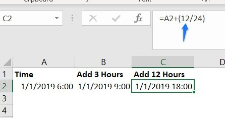 In Excel, how do I convert data into a different timezone