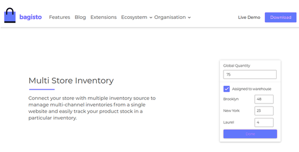 How would I develop an eCommerce web application on Laravel? - Quora