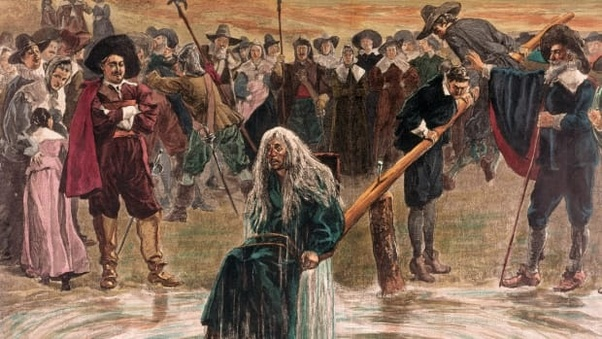 Were the witches in Salem, Massachusetts hanged and not ...
