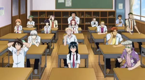 How To Draw A Classroom