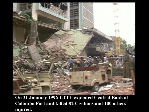 1996 sri lanka bombing এর ছবির ফলাফল