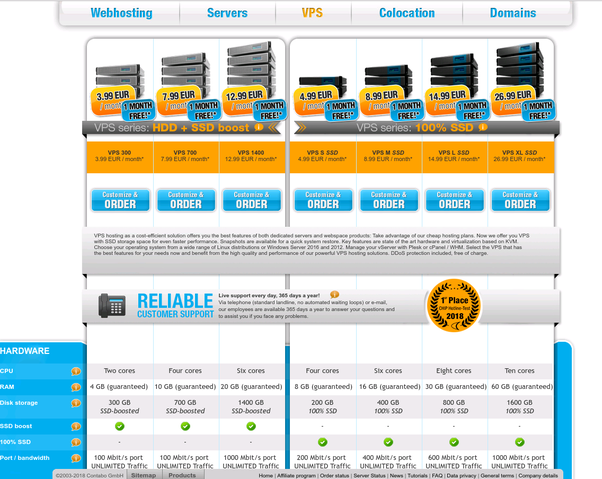 Which VPS hosting should I choose, Contabo or VpsDime? - Quora