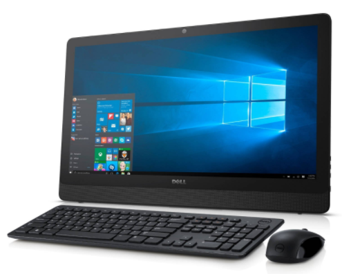 At The Weight Of 10 Kgs Dell Inspiron One 24 3459 Z266102hin9 Is An Ultra Portable And Light Pc That Saves Space On Your Desk