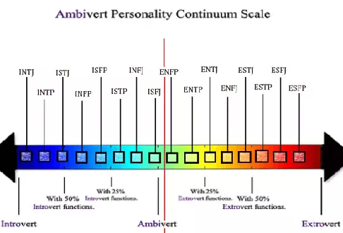 Which of the Myers-Briggs personality types do INFJs most likely to