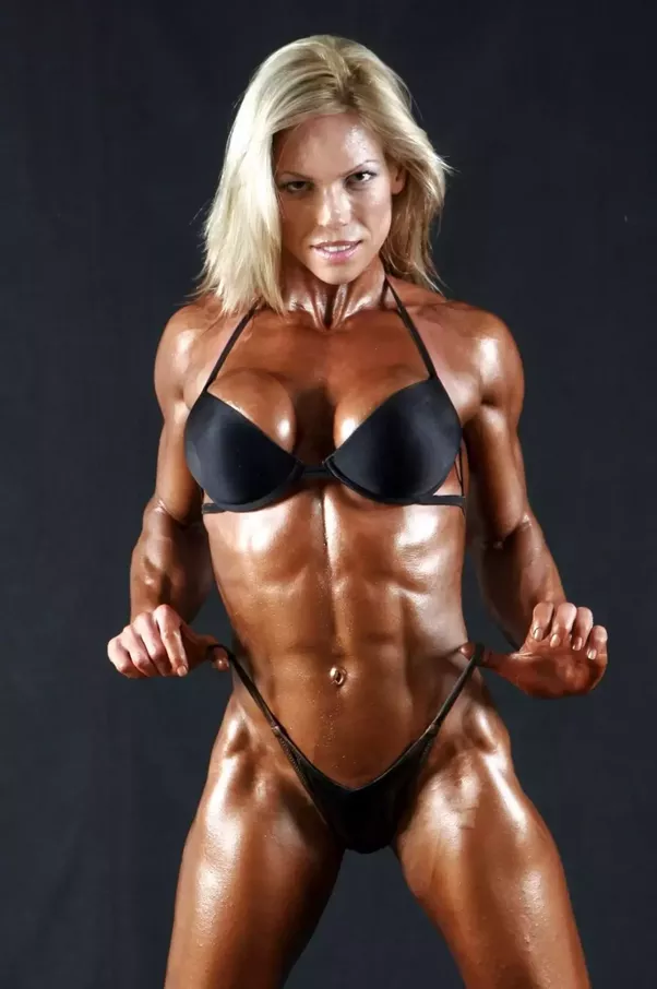 What is your opinion about muscular ladies? - Quora