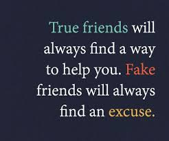How to identify fake friends in life - Quora