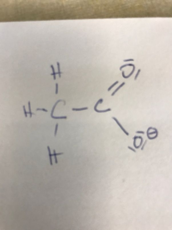 What Is The Name Of The Compound Ca Ch3coo2 Quora