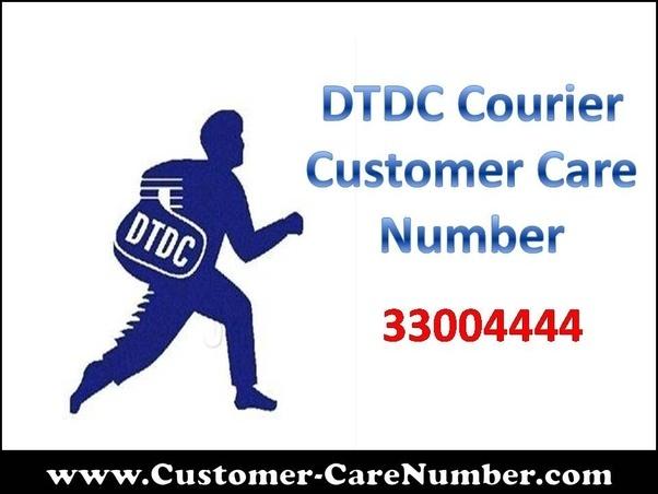 Dtdc customer care delhi