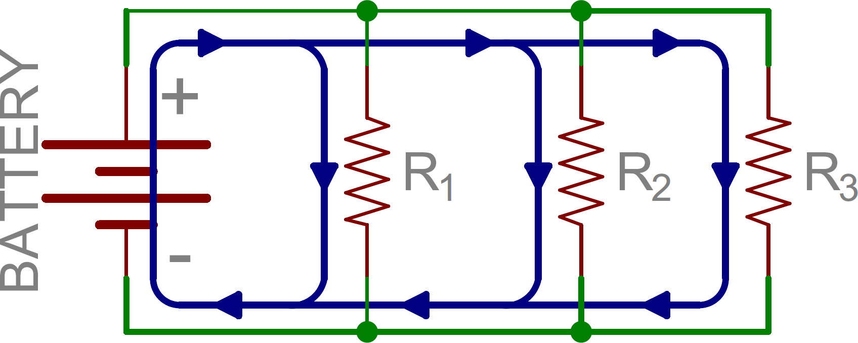 How To Detect Parallel Connections In A Circuit Diagram Quora What Is