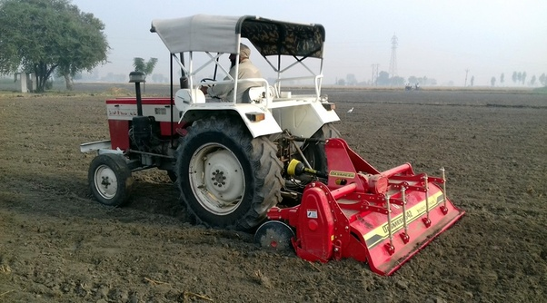 What is PTO on a tractor? How do you use it? - Quora