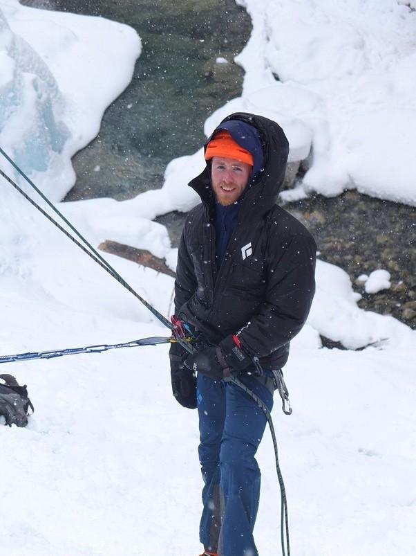 Is Ice Climbing dangerous?