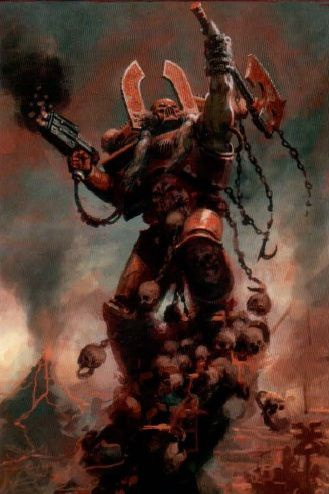 How Would The Doom Slayer Fare In The Warhammer 40k Universe Quora
