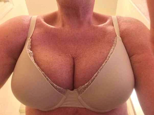 breasts Husband growing