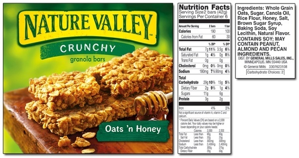 What are the health benefits of eating nature valley granola bars what are the health benefits of eating nature valley granola bars quora ccuart Choice Image